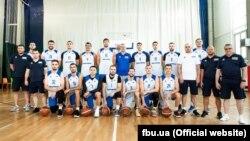 Чоловіча збірна України з баскетболу