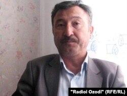 Вакили мудофеъ Саидҷабор Алиев