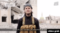 "Abu Anwar al-Canadi (""The Canadian""), who was identified in Canadian news reports as Ottawa native John Maguire, threatened Canadians with ""indiscriminate attacks."""