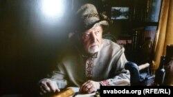 Партрэт Рыгора Барадуліна