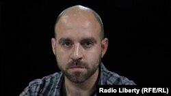 Журналист Павел Казарин