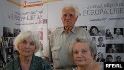 Valentina Sturza, Vasile Caprita, Silvia Hanganu