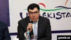 Азиз Абдухакимов был назначен главой Госкомтуризма в августе 2017 года.