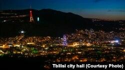 Վրաստանի մայրաքաղաք Թբիլիսին