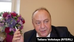 Польский писатель Леон Вишневский