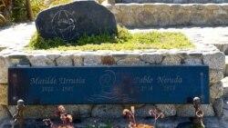 Pablo Nerudanın məzarı