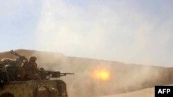 کلیفلند: نیروهای خارجی در جنگ اخیر لشکرگاه و کندز در کنار نیروهای امنیتی افغان حضور داشتند.
