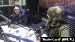 لطیفه سلطانی هماهنگ کننده برنامههای حمایت و انکشاف حقوق زنان در کمیسیون حقوق بشر افغانستان