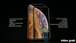 iPhone XS һәм iPhone XS Max