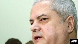 Экс-премьер Румынии Адриан Нэстасе