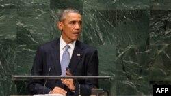 АҚШ президенті Барак Обама. Көрнекі сурет.
