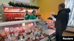Prodaja mesa, ilustrativna fotografija