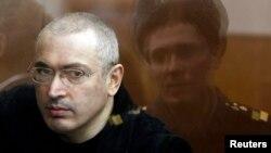 Михаил Ходорковский был арестован 25 октября 2003 года