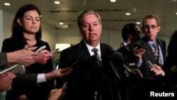 Senator amerikan, Lindsey Graham