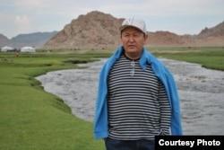 Сайран Кадыр, председатель фонда «Казах» в Монголии и организации мусульман Монголии.