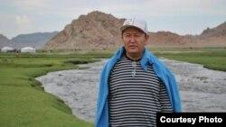 Сайран Кадыр.