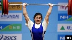 Майя Манеза, казахстанская спортсменка дунганского происхождения, переехавшая из Китая.