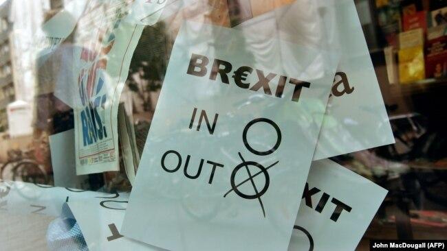 Britanski birači na referendumu u junu 2016. odlučili sa 52 prema 48 odsto za izlaz iz EU