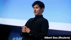 Telegram founder Pavel Durov has called the laws under which the FSB is seeking users' data unconstitutional.