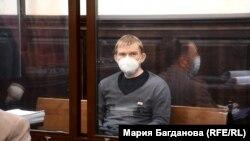 Предприниматель Вячеслав Вишневский на суде в Кемерове