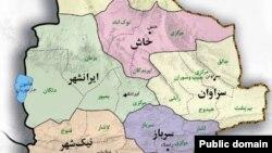 اداره آموزش و پرورش استان سیستان و بلوچستان میگوید فرد کشته شده، یک «معلم بسیجی» است.