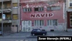 Nekadašnja zgrada Navipa u Ulici Tadeuša Košćuška 14