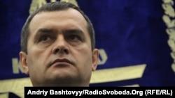 Міністр внутрішніх справ України Віталій Захарченко