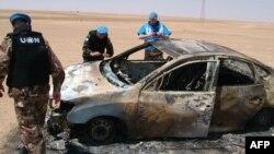 Posmatrači UN u Siriji