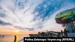 Крым, Поповка, преемник фестиваля электронной музыки KaZaнтип - «Befooz»