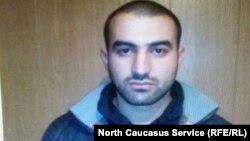 Полицино шеконашца лоьху Баймурадов Хьамзат