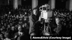 Кинокамера на процессе Промпартии
