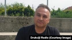 Mirko Sakic (photo Drukjici Radio)
