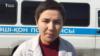 Казашка из Китая Шугыла Бауыржан, студентка Атырауского университета нефти и газа.