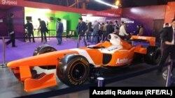 Bakıda Formula-1 yarışlarına hazırlıq