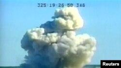 Испытания супербомбы. США, 2003 год.