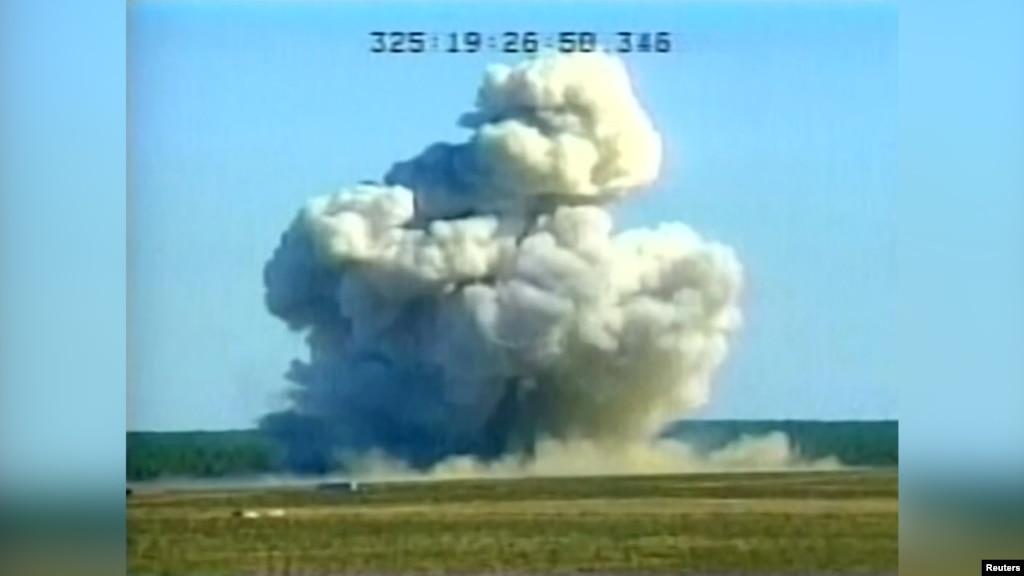 آیا استفاده بزرگترین بمب غیر هستوی امریکا به محیط زیست آسیب میرساند؟