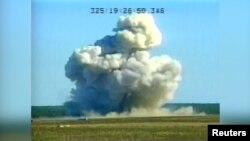 Испытания супербомбы (США, 2003 г.)