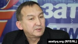 Экономика ғылымдарының докторы Мағбат Спанов. Алматы, 5 қаңтар 2015 жыл.