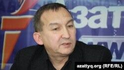 Доктор экономических наук Магбат Спанов. Алматы, 5 февраля 2015 года.