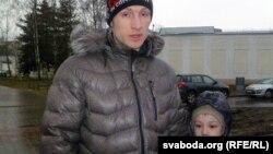 Брат і сын Сяргея Каваленкі