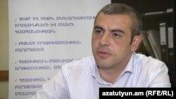 Председатель «Ассоциации сотрудничества малого и среднего бизнеса» Акоп Авакян (архив)
