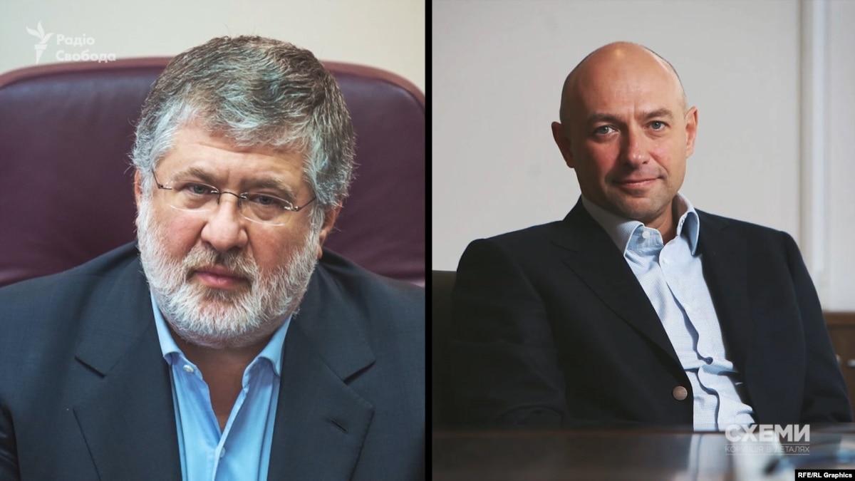 «Приватбак» заявляет, что получил от Коломойского и Боголюбова 10 миллионов фунтов судебных издержек