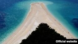 Zlatni rat na Braču, jedna od najpoznatijih plaža Hrvatske