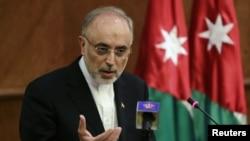 Иранскиот министер за надворешни работи Али Акбар Салехи