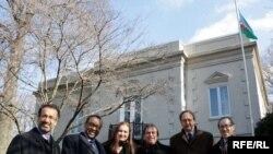 Члены правления Международного комитета защиты журналистов, 20 января 2010 года
