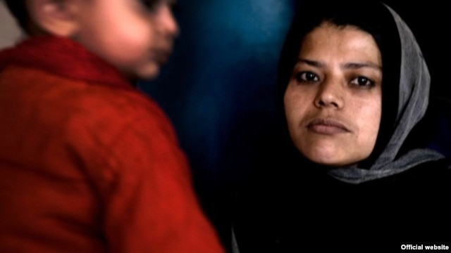 "An Afghan rape victim, who calls herself ″Gulnaz,″  was jailed for the crime of ""forced adultery"" after she was attacked."