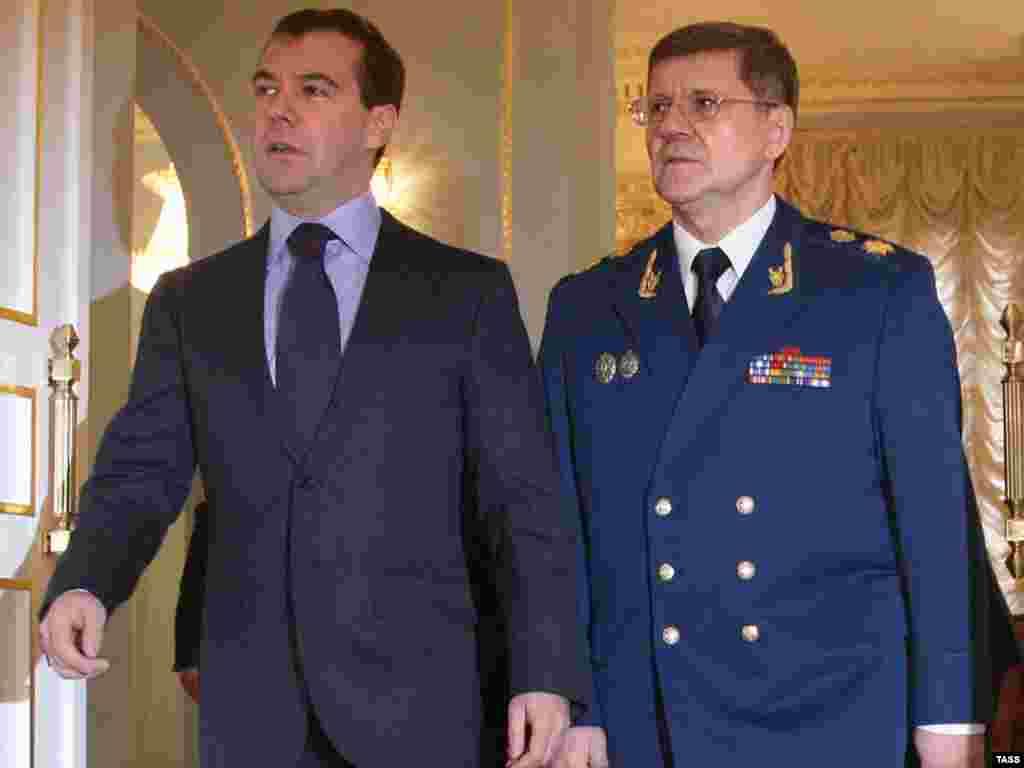 Юрий Чайка высказался за уголовную ответственность для отрицающих победу СССР во Второй мировой войне