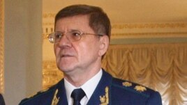 Russian Prosecutor-General Yury Chaika