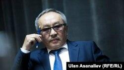 Калык Ибраимов.