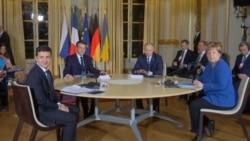 Putin, Zelenskiy Meet In Bid To Bring Peace To Eastern Ukraine